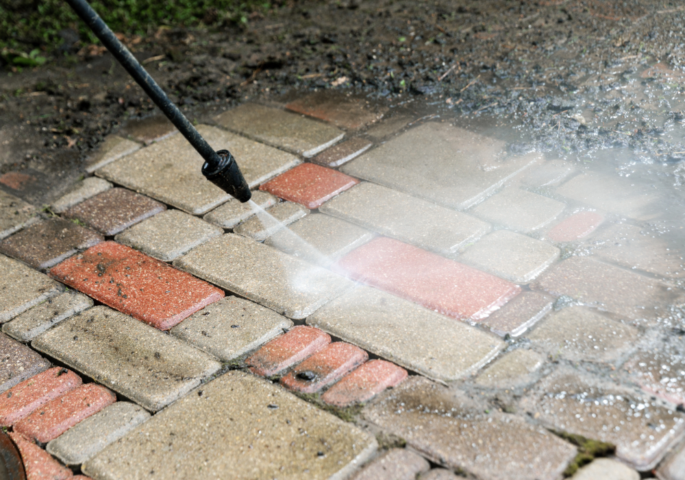 patio cleaning company bristol