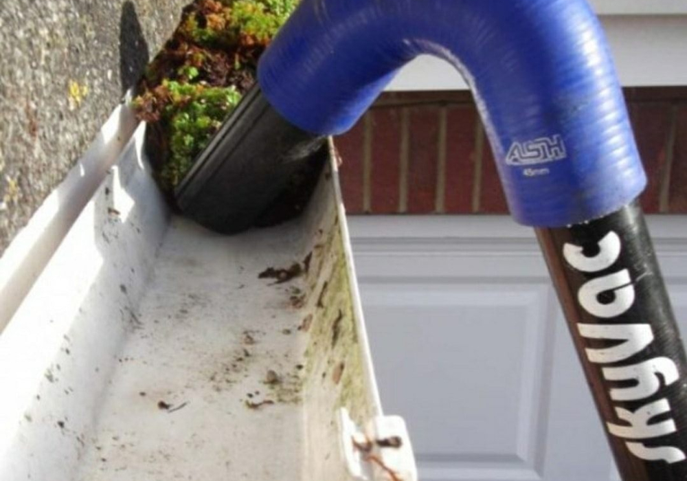 emersons green gutter cleaners