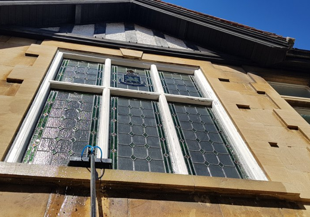 knowle bristol window cleaners